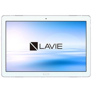 NEC LAVIE Tab E Android - TE510/JAW ホワイト PC-TE510J...