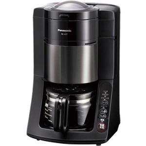 Panasonic 沸騰浄水コーヒーメーカー ブラック NC-A57-K
