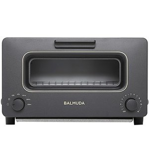 バルミューダ 「BALMUDA The Toaster」 ザ・トースター (ブラック) K01E-K...