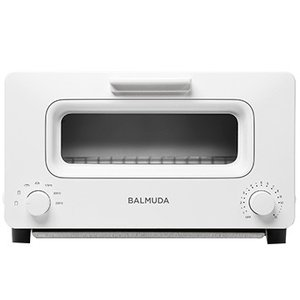 バルミューダ 「BALMUDA The Toaster」 ザ・トースター (ホワイト) K01E-W...