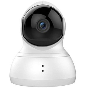 Shanghai xiaoyi Technolo YI DOME CAMERA 720 セキュリティカメラ 93023|hikaritv