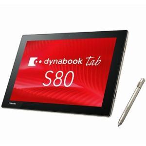 東芝 dynabook Tab S80/A メモリ2GB eMMC64GB デジタイザーペン付 PS80ASGK3L7ADJ1|hikaritv
