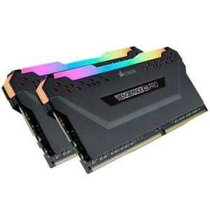 Corsair DDR4 3200MHz 16GB(8GB×2枚組) 288ピン DIMM Unbu...