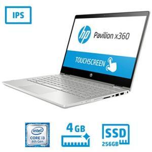 HP Pavilion x360 14-cd (14.0型/i3-8130U/メモリ 4GB/SSD...