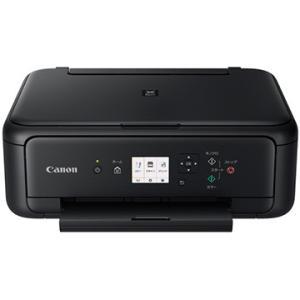 CANON A4カラーインクジェット複合機 PIXUS TS5130S ブラック PIXUSTS5130SBK