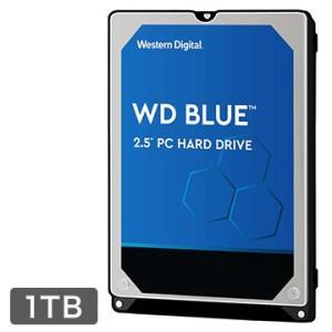 ウェスタンデジタル 内蔵ハードディスク PC用途向け 1TB 2.5インチ Blue 2年保証 WD10SPZX|hikaritv