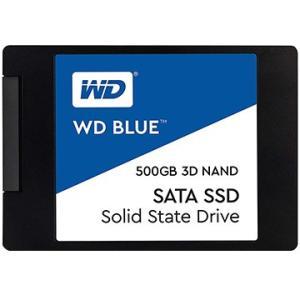 ウェスタンデジタル 内蔵SSD 2.5インチ 500GB Blue 5年保証 WDS500G2B0A|hikaritv