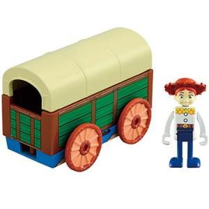 タカラトミー ドリームトミカ ライドオン トイ・ストーリー TS-05 ジェシー&アンディのおもちゃ...
