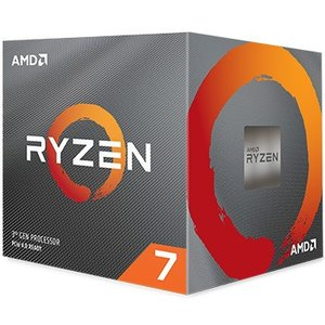 AMD CPU Ryzen 7 3700X クーラー付 (8C16T3.6GHz65W) 100-100000071BOX|hikaritv