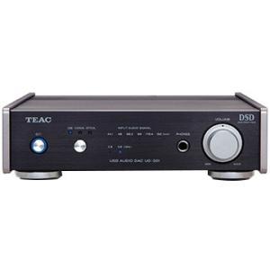 TEAC Referenceシリーズ デュアルモノーラル USB DAC ブラック UD-301-S...
