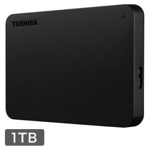 東芝 外付け ポータブルハードディスク 1TB ブラック(ひかりTVショッピング限定モデル) HDAD10AK3-FP