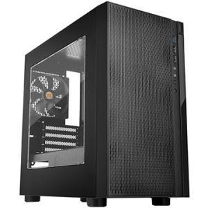 Thermaltake PCケース Versa H18 Window CA-1J4-00S1WN-00|ひかりTVショッピング