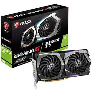 MSI グラフィックボード GeForce GTX 1660 GAMING X 6G GeForce...