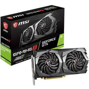 MSI グラフィックボード GeForce GTX 1650 GAMING X 4G GeForceGTX1650GAMINGX4G