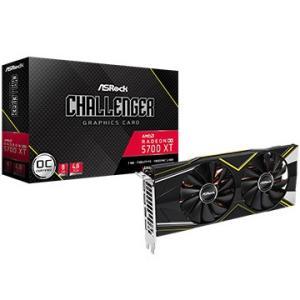 ASRock グラフィックボード Radeon RX 5700 XT Challenger D 8G...