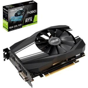 ASUS グラフィックボード NVIDIA GeForce RTX2060 6G ASU-PH-RT...