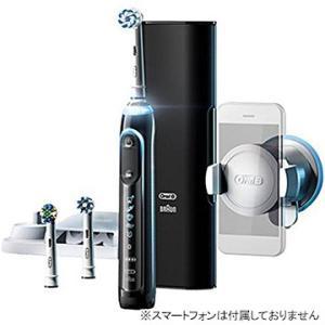 ブラウン オーラルB 電動歯ブラシ ジーニアス9000 ブラック D7015356XCTBK