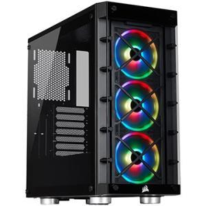 CORSAIR PCケース iCUE 465X RGB CC-9011188-WW|hikaritv