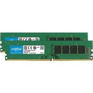 Crucial 内蔵メモリ 32GB(16GBx2) DDR4 3200 (PC4-25600) C...