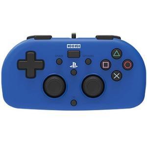 HORI [PS4]ワイヤードコントローラーライト ブルー