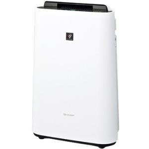 SHARP 加湿空気清浄機 プラズマクラスター搭載 ホワイト KC-J50-W|ひかりTVショッピング
