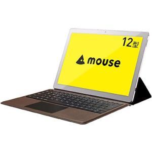 マウスコンピューター 12型 2in1タブレットノートパソコン Celeron 8GB SSD128...