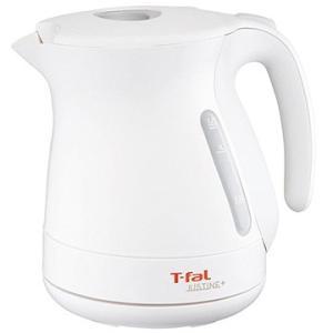 ティファール T-fal 電気ケトル 1.2L ジャスティン プラス ホワイト KO340175