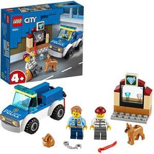 レゴ ポリス 警察犬の追跡60241 レゴ シティ