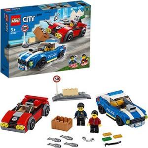 レゴ ポリス ハイウェイの逮捕劇60242 レゴ シティ