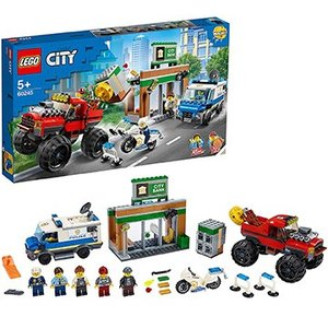 レゴ ポリス モンスタートラック強盗60245 レゴ シティ