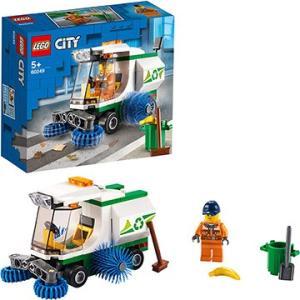 レゴ 道路清掃車60249 レゴ シティ