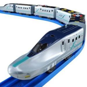 タカラトミー いっぱいつなごう 新幹線試験車両ALFA-X(アルファエックス) プラレール