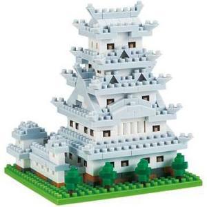 カワダ ナノブロック NBH-197 姫路城