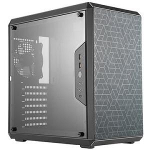 クーラーマスター PCケース MasterBox Q500L MCB-Q500L-KANN-S00|ひかりTVショッピング