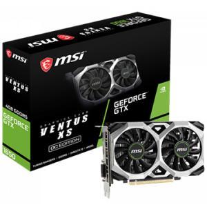MSI グラフィックボード GeForce GTX 1650 VENTUS XS 4G GTX165...