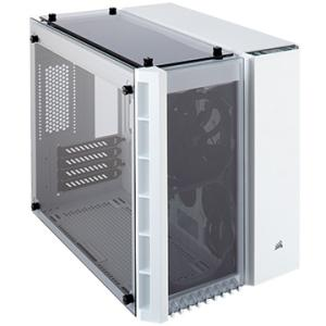 Corsair PCケース Crystal 280X -White- CC-9011136-WW|ひかりTVショッピング