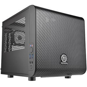 Thermaltake PCケース Core V1 CA-1B8-00S1WN-00|ひかりTVショッピング