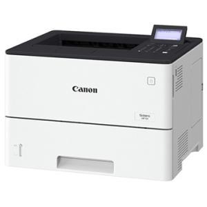 CANON A4モノクロレーザープリンター Satera LBP321