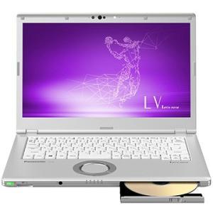 パナソニック Let's note LV7 (i5/SM/10P/SV/LTE) CF-LV7CFBQR|hikaritv