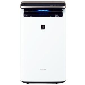 SHARP 加湿空気清浄機 プレミアムモデル プラズマクラスターNEXT ホワイト KI-LP100-W|ひかりTVショッピング