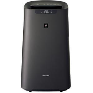 SHARP 加湿空気清浄機 ハイグレードモデル プラズマクラスター25000 ブラウン KI-LS70-T|ひかりTVショッピング