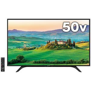 シャープ 50V型4K対応液晶テレビ AQUOS 4T-C50AH2