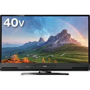 三菱 40V型録画液晶テレビ REAL LCD-A40BHR10の画像