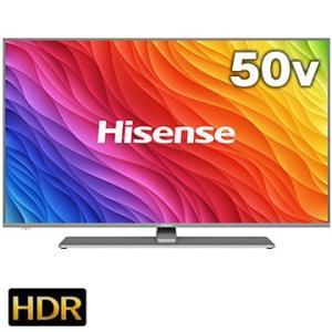 ハイセンス 50型 4K対応液晶テレビ 50A6500