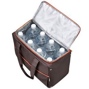 サーモス 保冷ショッピングバッグ 25L ブラウン RER-025BW|hikaritv|03