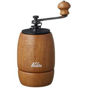 Kalita コーヒーミル KH-9 ブラウン 42121