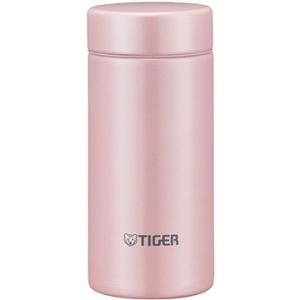 タイガー魔法瓶 ステンレスミニボトル(サハラマグ) 0.2L シェルピンク MMP-J021PS