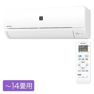 SHARP プラズマクラスターエアコン J-Sシリーズ おもに14畳用【大型商品(設置工事可)】 A...