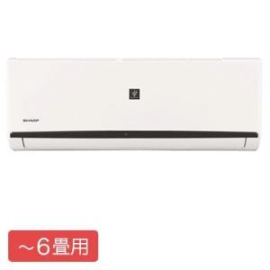 SHARP ルームエアコン DHシリーズ おもに6畳用【大型商品(設置工事可)】 AY-J22DH-...
