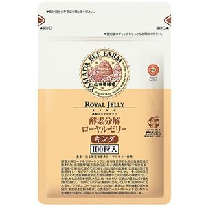 山田養蜂場 (その他)酵素分解ローヤルゼリーキング TW1010103547